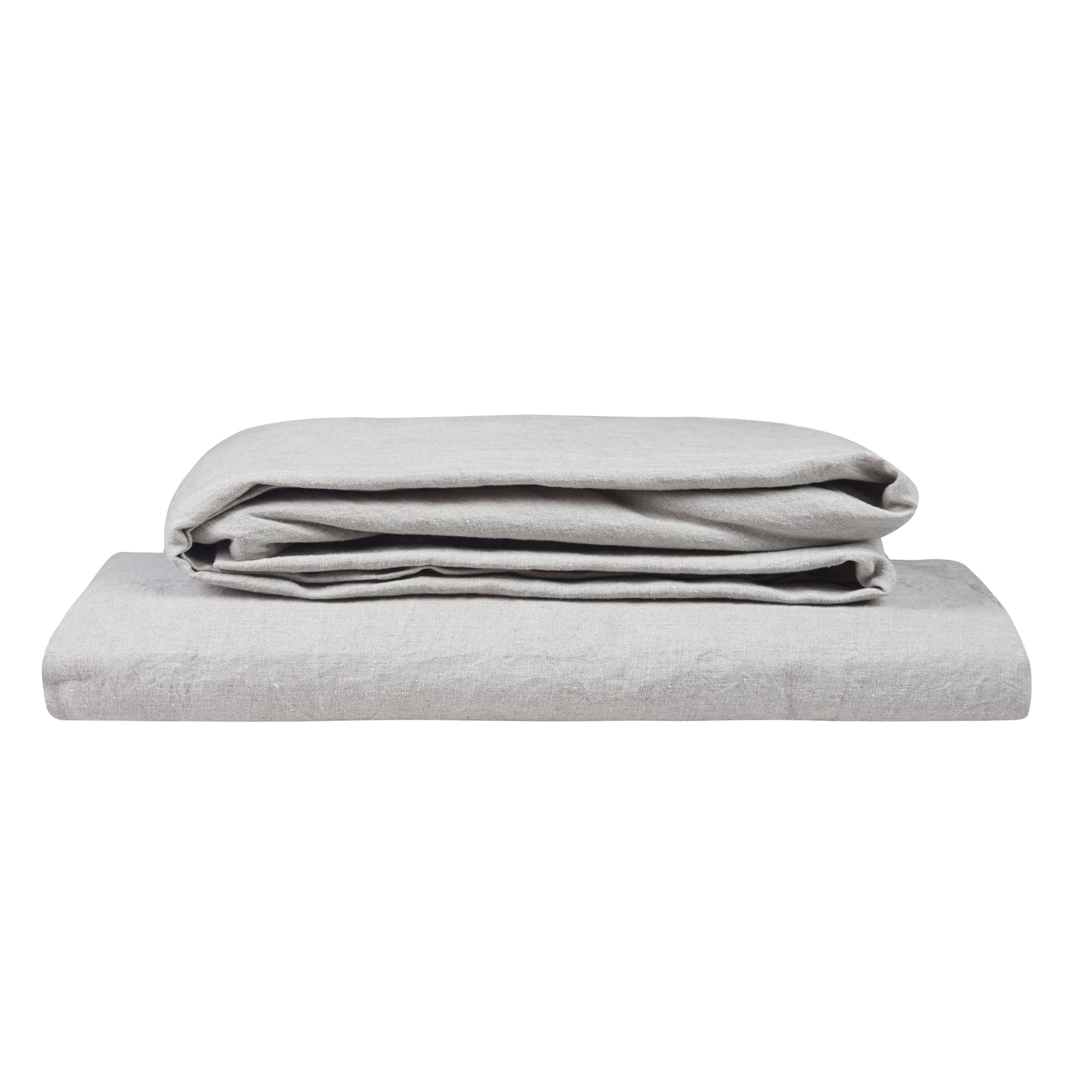 100% Linen Sheet Set - Natural