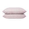 100% Linen Pillowcase set - Lilac. - TOW AND LINE