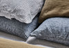 100% Linen Pillowcase set - Denim - TOW AND LINE