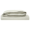 100% Linen Sheet Set - Stone - TOW AND LINE