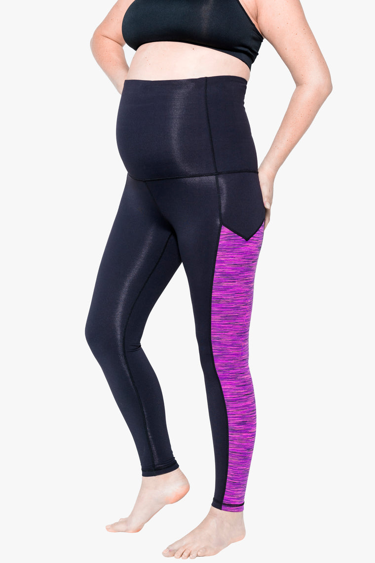 Essential full length pregnancy tight – Brazen Berry