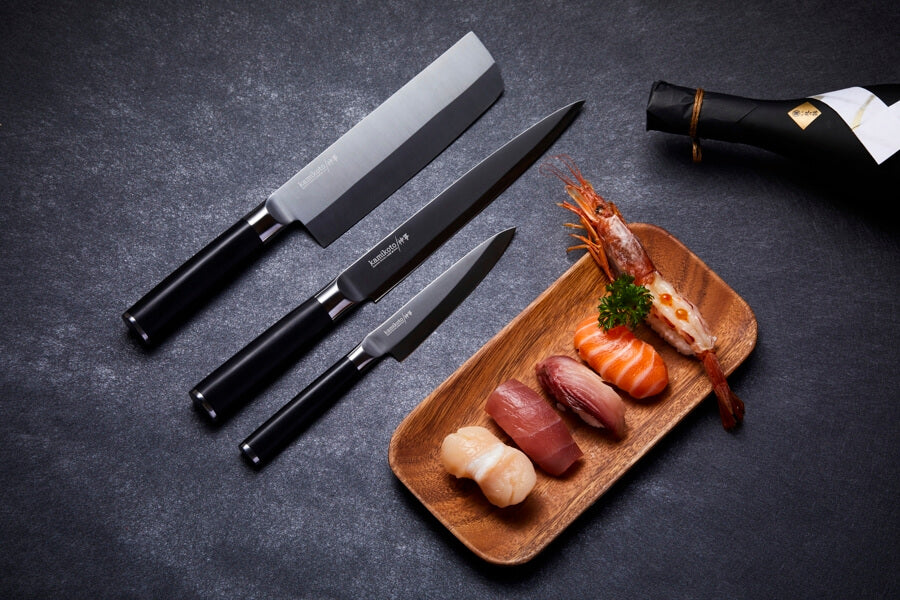 A Complete Understanding Of Kitchen Knife Types Kamikoto