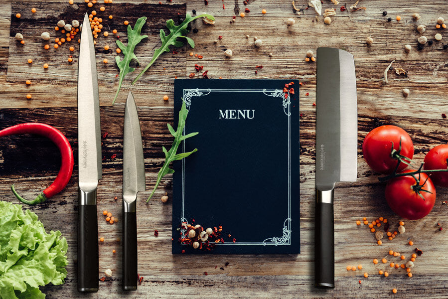 Understanding the Language of Menus