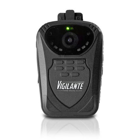 Vigilante Portable HD Body Camera (Audio & Video Recording) Built-in Rechargeable Battery