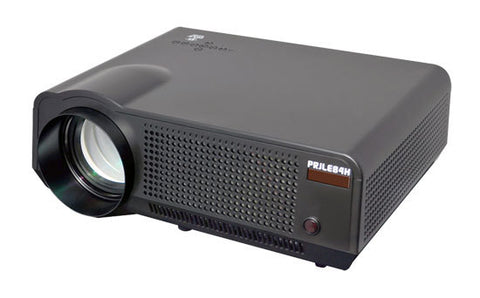 High-Definition Widescreen Projector with up to 120-Inch Viewing Screen, Built-In Speakers, USB Flash Reader & Accepts 1080p Signal
