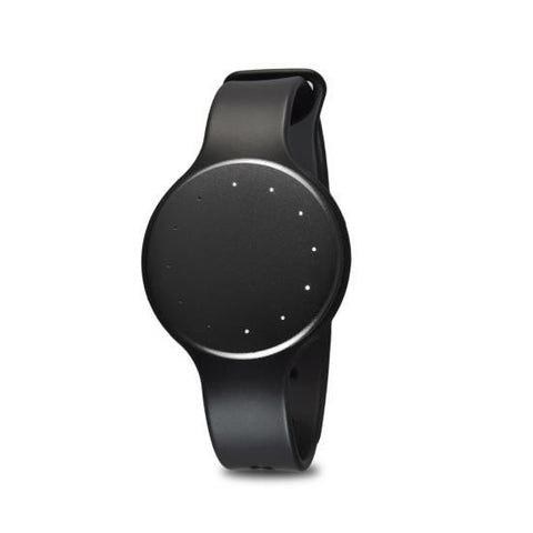 Fitmotion Smart Activity Tracker (Sleep Monitor + Step Counter + Distance Traveled) - Black