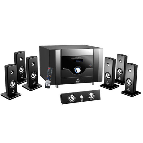 7.1 Channel Home Theater System with Satellite Speakers, Center Channel, Subwoofer & More