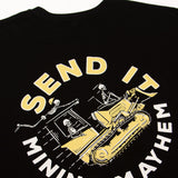 SEND IT - T-Shirts (Black)