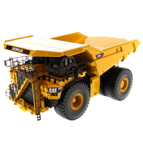 CAT Die Cast 797F Mining Truck –  1:50 Scale + FREE STICKER PACK