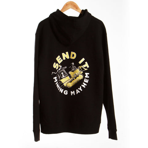 SEND IT - Hoodies (Black)