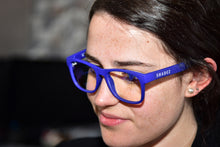 Blue Light Glasses Adult - Blue
