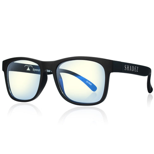 Blue Light Glasses - Black
