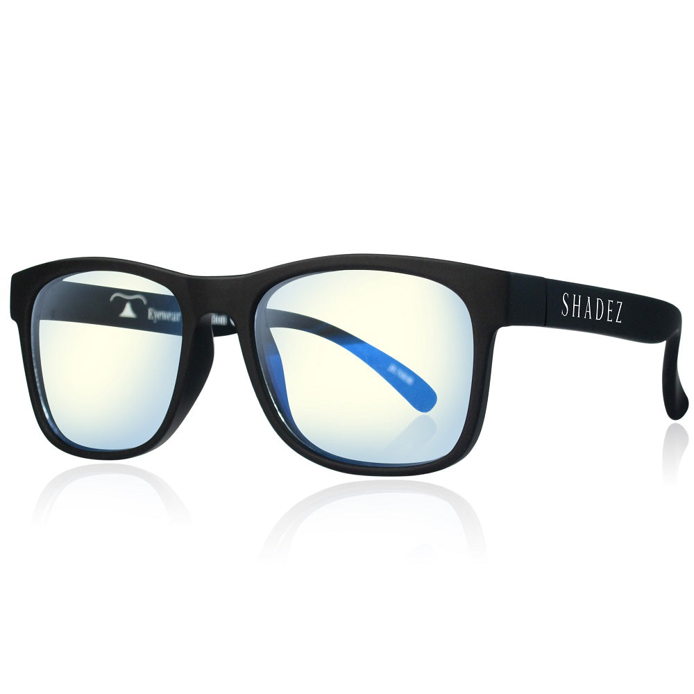 Blue Light Glasses Adult - Black