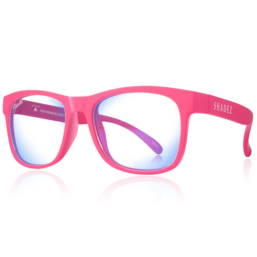 Blue Light Glasses Adult - Pink