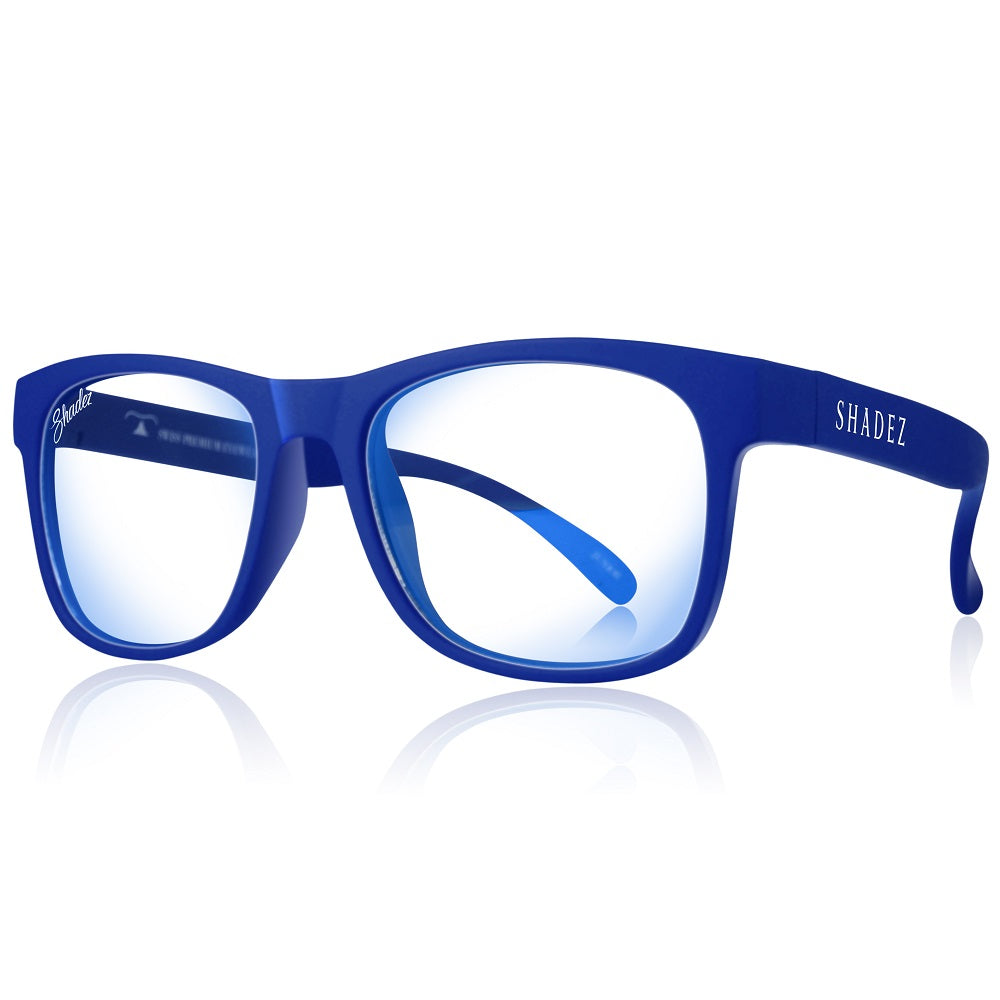 Blue Light Glasses - Blue