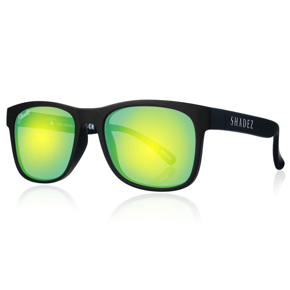 Polarised B-Yellow VIP - Junior