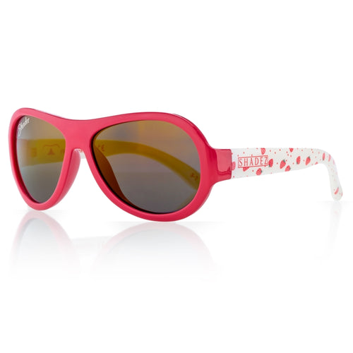 Designer Strawberry Red - Teen