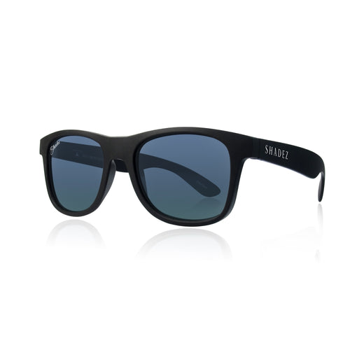 Sunglasses Black/Black - Adult