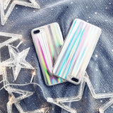 LURESCENT PINK BLUE PHONE CASE