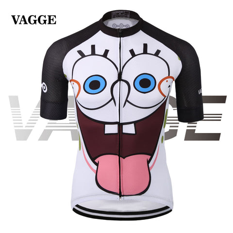 funny cartoon men bike shirt