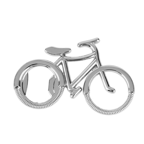 Fashionable Bike Bicycle Metal Beer Bottle Opener  Creative Gift for cycling