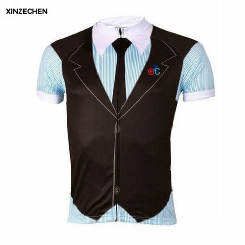 Mens  jersey bike shirt cycling clothing