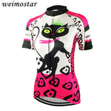 Women's Cycling Clothing Short Sleeve Cycling Jersey