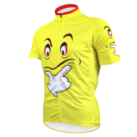 SportsWear Mens Cycling Jersey
