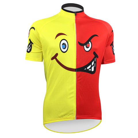 New  SportsWear Mens Cycling Jersey