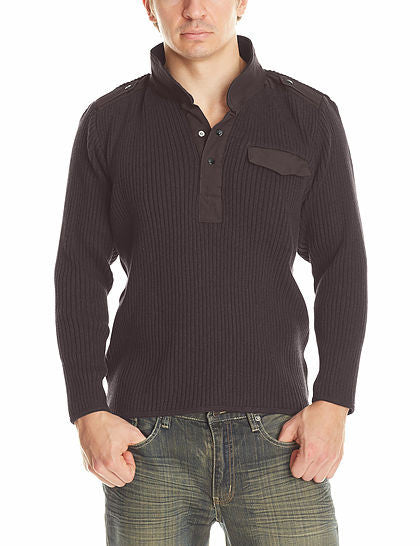 MR409 Ribbed Sweater