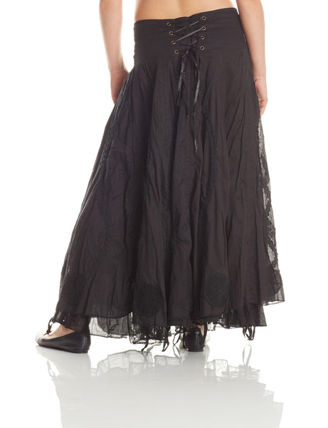 MM001 Corset Skirt - Mishu Boutique