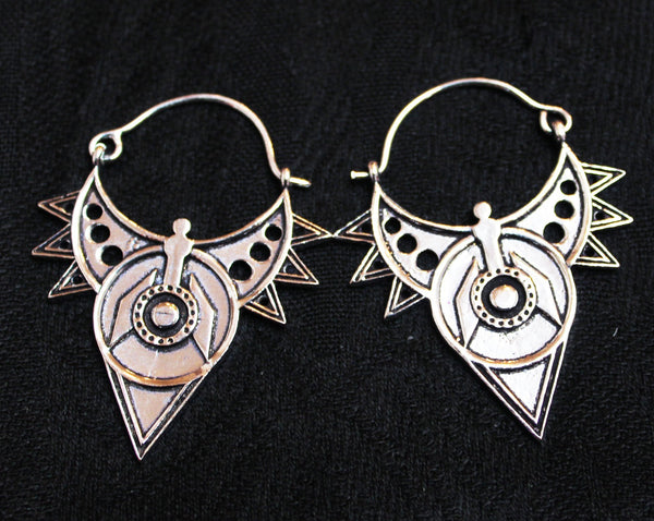 Diana Earrings EAR407 - Mishu Boutique