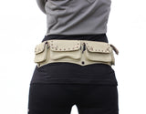 Rockstar Leather Belt