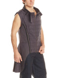 M0014M Canvas Steampunk Tailcoat - Mishu Boutique