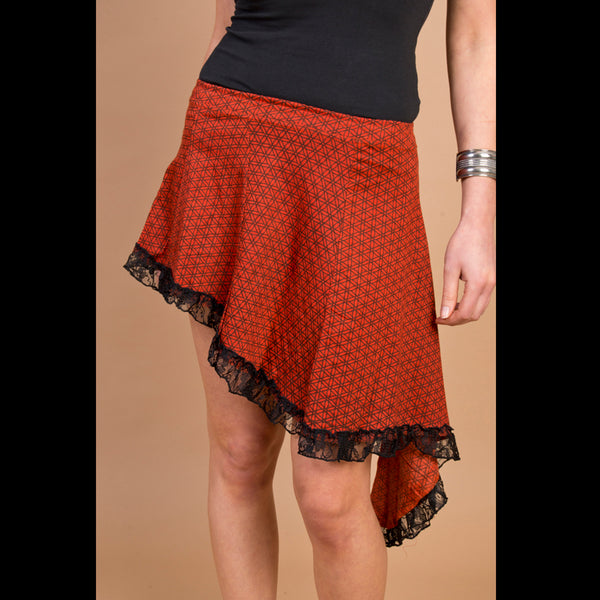 MR209 Tribal Dance Skirt
