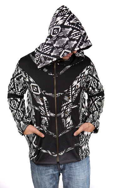 MR413A Alien Jacket - Mishu Boutique