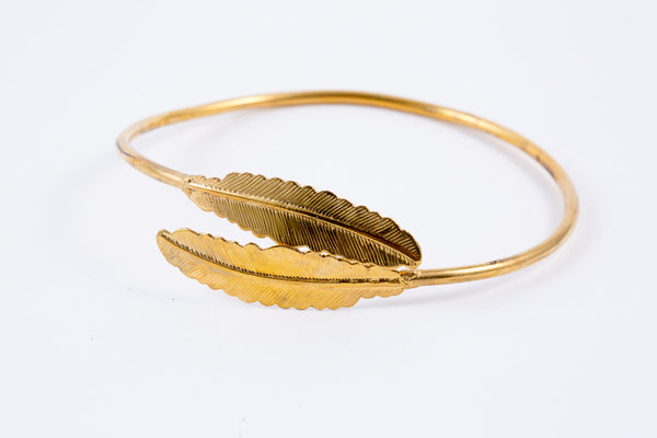 Armband Feather - Mishu Boutique