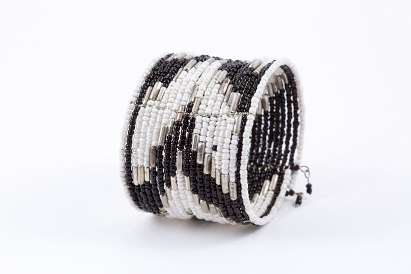 B-Cuff-SW Bead (see colors) - Mishu Boutique