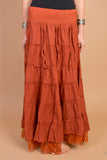 M123 Victorian Summer Skirt - Mishu Boutique