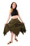 Witches Petal Skirt