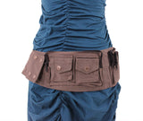 Steampunk 13 Pocket Belt