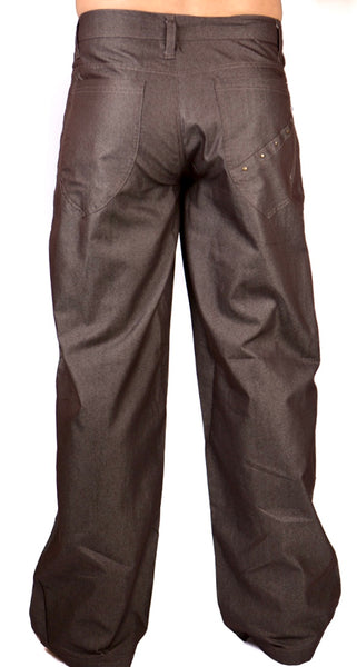 MR412 Heathered Pant - Mishu Boutique