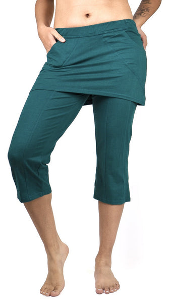 99d6af21591c2 ... M167 Skirted Yoga Pants - Mishu Boutique ...