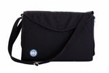 Quick Change Diaper Bag - Black