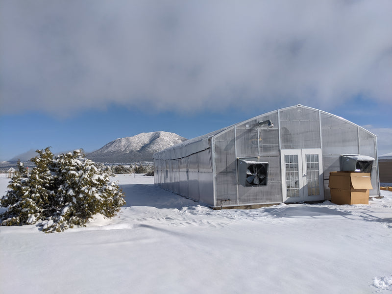 How do I heat my Greenhouse during the winter?!