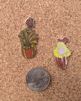 Nepenthes veitchii *COLLECTABLE HARD ENAMEL PIN*