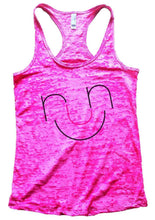 RUN Burnout Tank Top By Womens Tank Tops Small Womens Tank Tops Shocking Pink