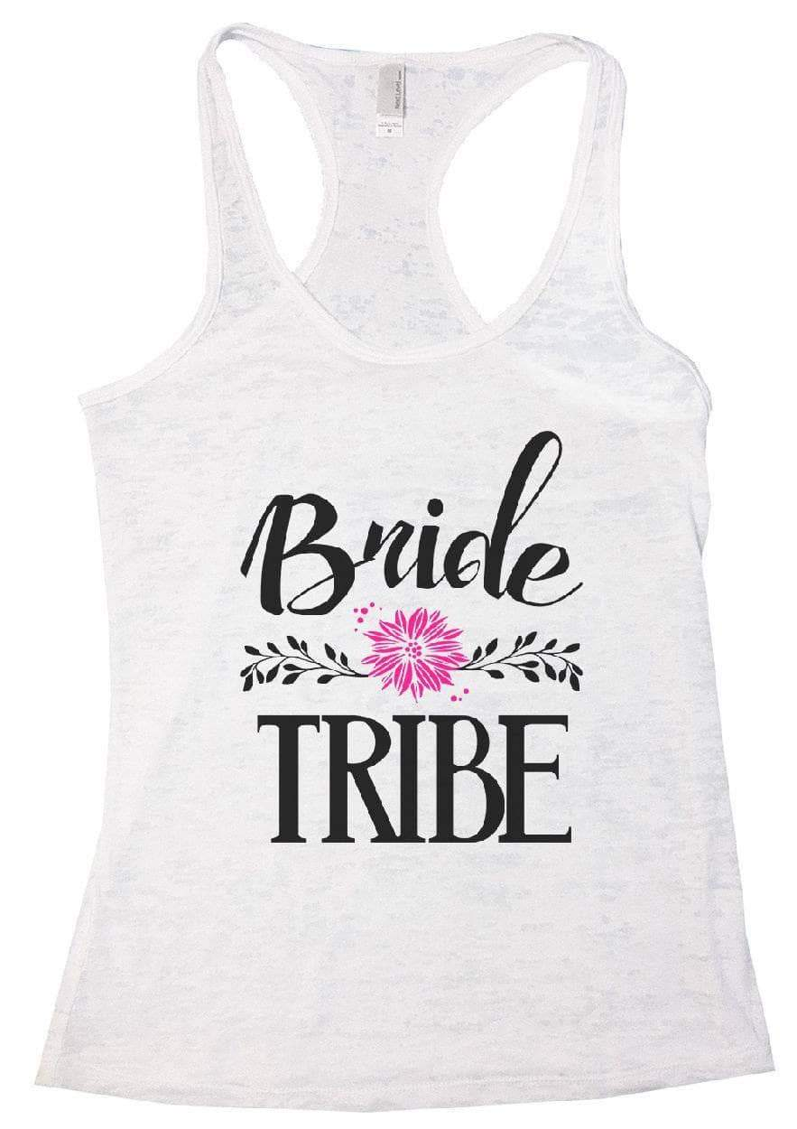 ebe95f4a ... Bride TRIBE Burnout Tank Top By Womens Tank Tops Small Womens Tank Tops  White ...