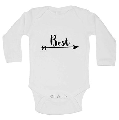 Best FUNNY KIDS ONESIE Long Sleeve 0-3 Months Womens Tank Tops