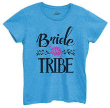 Womens Bride Tribe Tshirt Small Womens Tank Tops Blue Tshirt